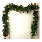 Weihnachts Girlande Ranke Raureif Weihnachtsschmuck WeihnachtsdekoWeihnachten Bild 3