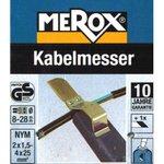 Universal Kabelmesser Abisolier Messer 1826026 005
