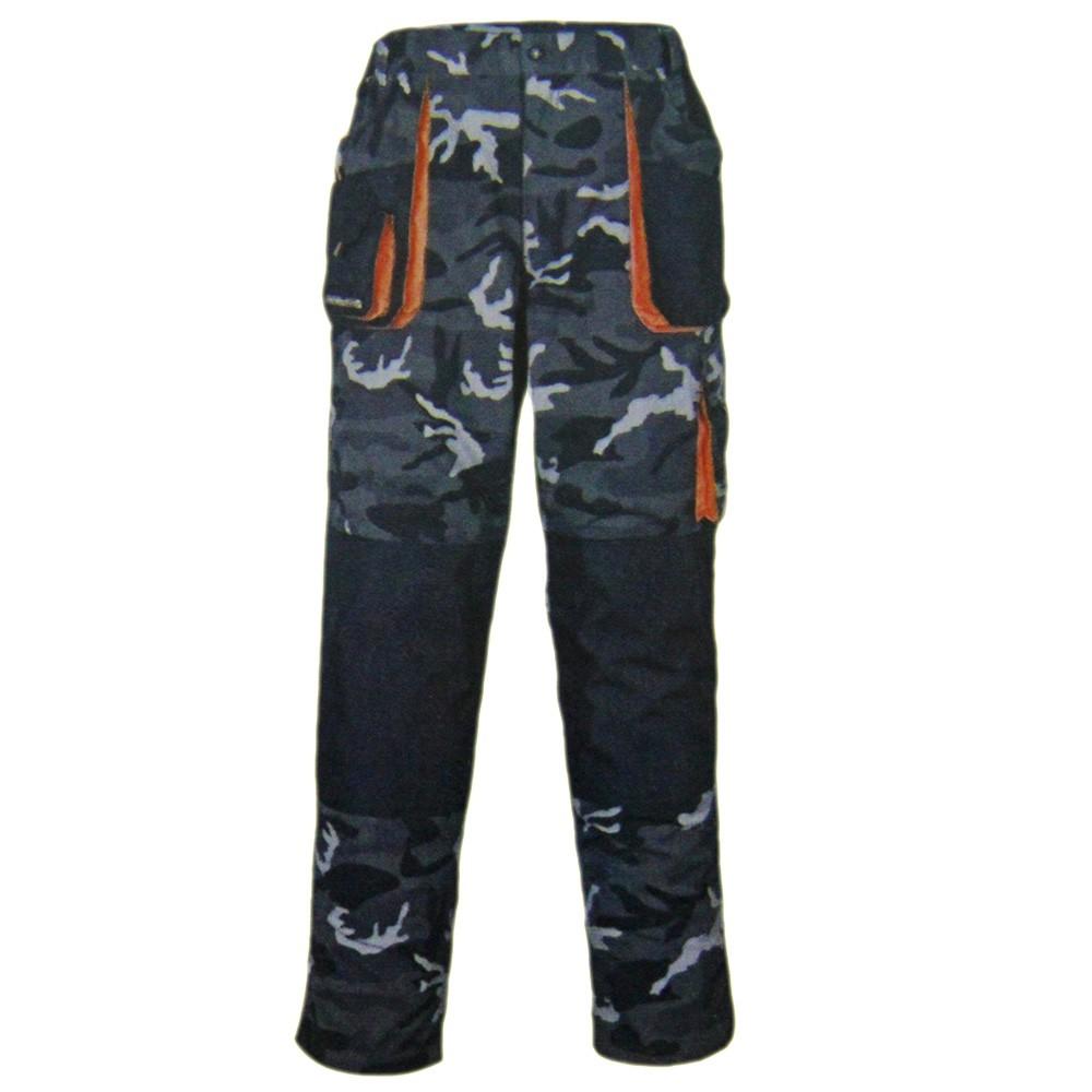 Bundhose Arbeitshose Gr. 56- 58 Camouflage Arbeitskleidung Terratrend Job 3230