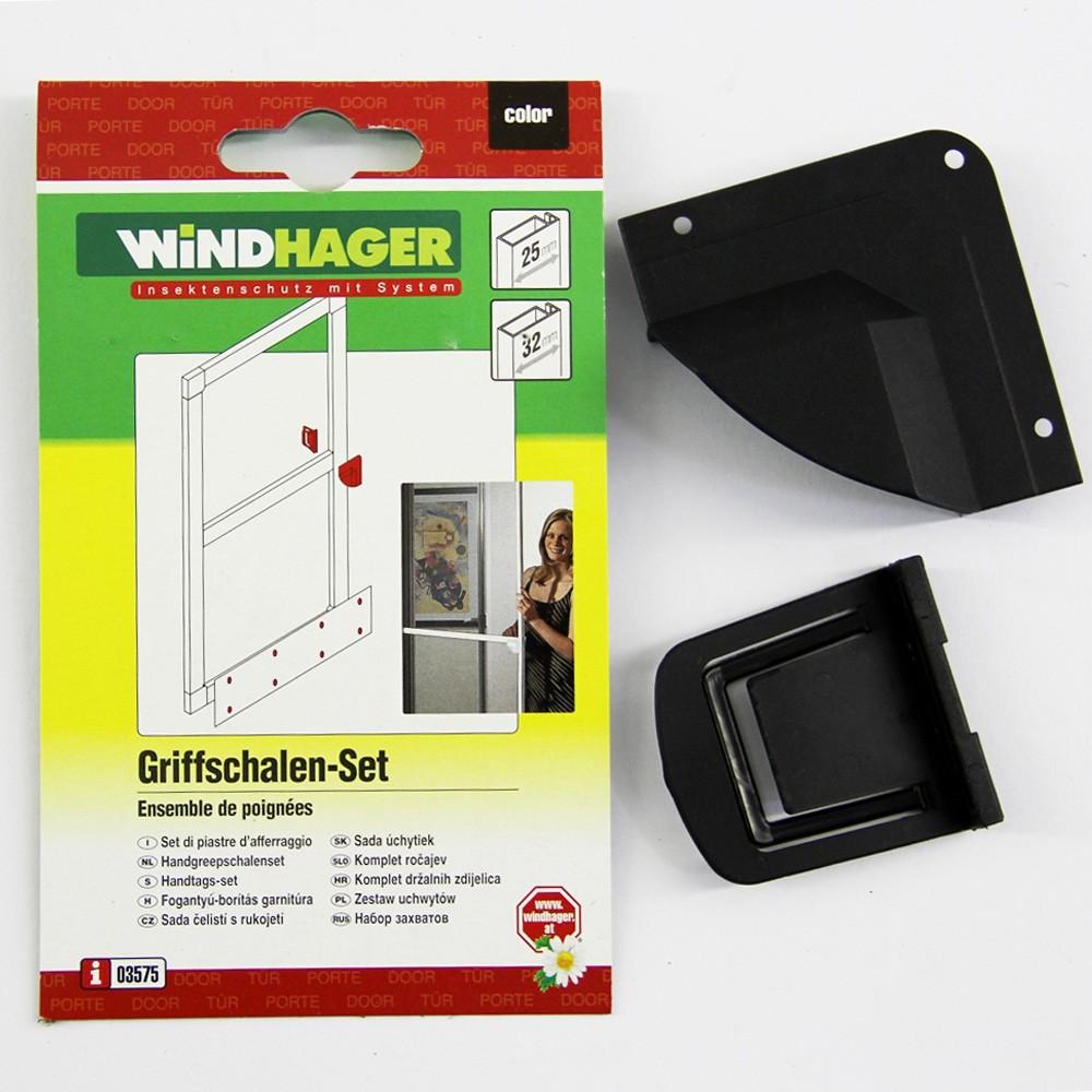 Zubehör für Fliegengitter Fenster Rollo o. Tür Insektenschutz Scharniere Winkel