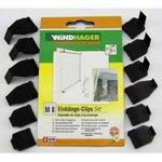 Einhängewinkel Montagewinkel Fliegengitter Fenster Insektenschutz Einhänge Feder 002