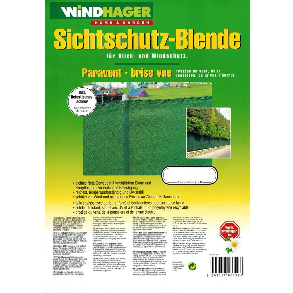 Sichtschutz Zaun Tennis Blende Windschutz Schattiernetz Hdpe