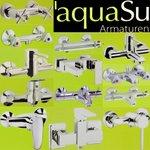 Aquasu Wannenarmatur o. Brausearmatur Badarmatur Wasserhahn Sanitop Wingenroth
