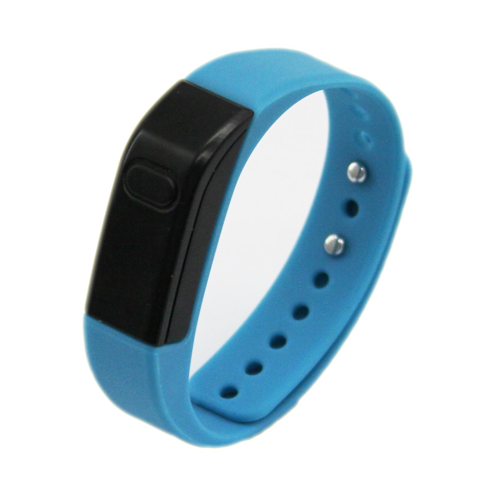 Fitness Armband Android IOS Armbanduhr Smartwatch Bluetooth Sport Denver BFA-10